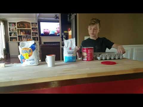 Trying  5 minute crafts souffle