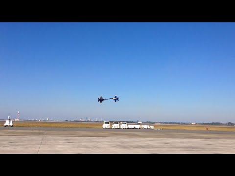 2014 NAS Jax Air Show Jacksonville, FL - US Navy Blue Angels - 26-Oct-2014