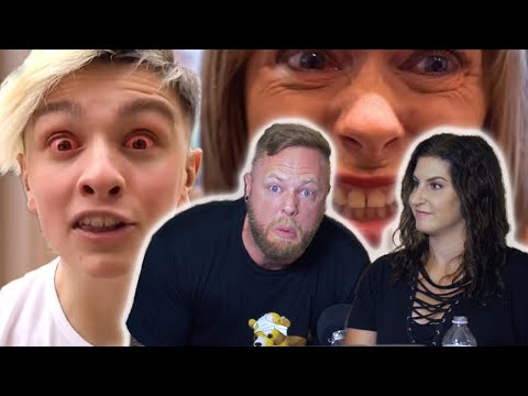 Lush Family Reacts To Morgz (and Morgz Mum)