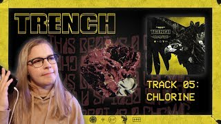 05 CHLORINE - TRENCH REACTION SERIES (twenty one pilots)