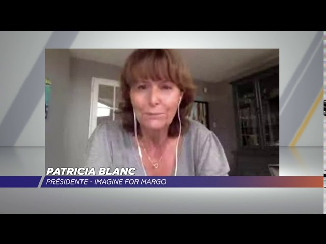Yvelines | Interview express avec Patricia Blanc, présidente d'Imagine for Margo