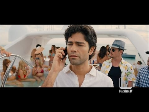 ENTOURAGE interviews w/ Adrian Grenier and Kevin Connolly