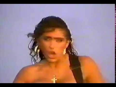 Sabrina Salerno   All of me uncensored beach version thumbnail
