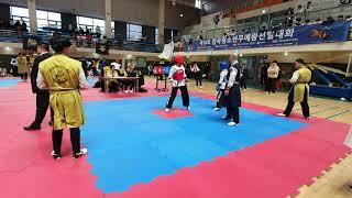 2019전국청소년무예왕선발대회