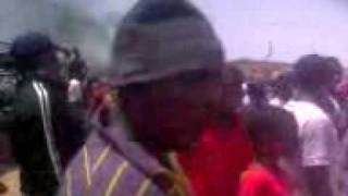 Repeat youtube video Birom christian tribe eating the burnt flesh of the muslims they killed on the 28 08 2011 in plateau jos Nigeria