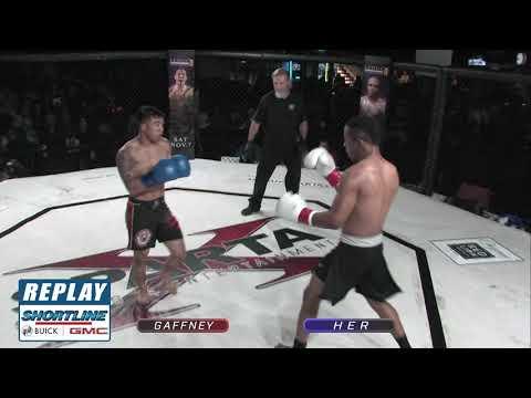 Sparta Wyoming 4 Gaffney vs Her Kickboxing