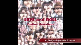 """2014年5月21日発売 NEW ALBUM """"LOVE and ROLL"""" ¥1500(tax in) ALOHA ATT..."""