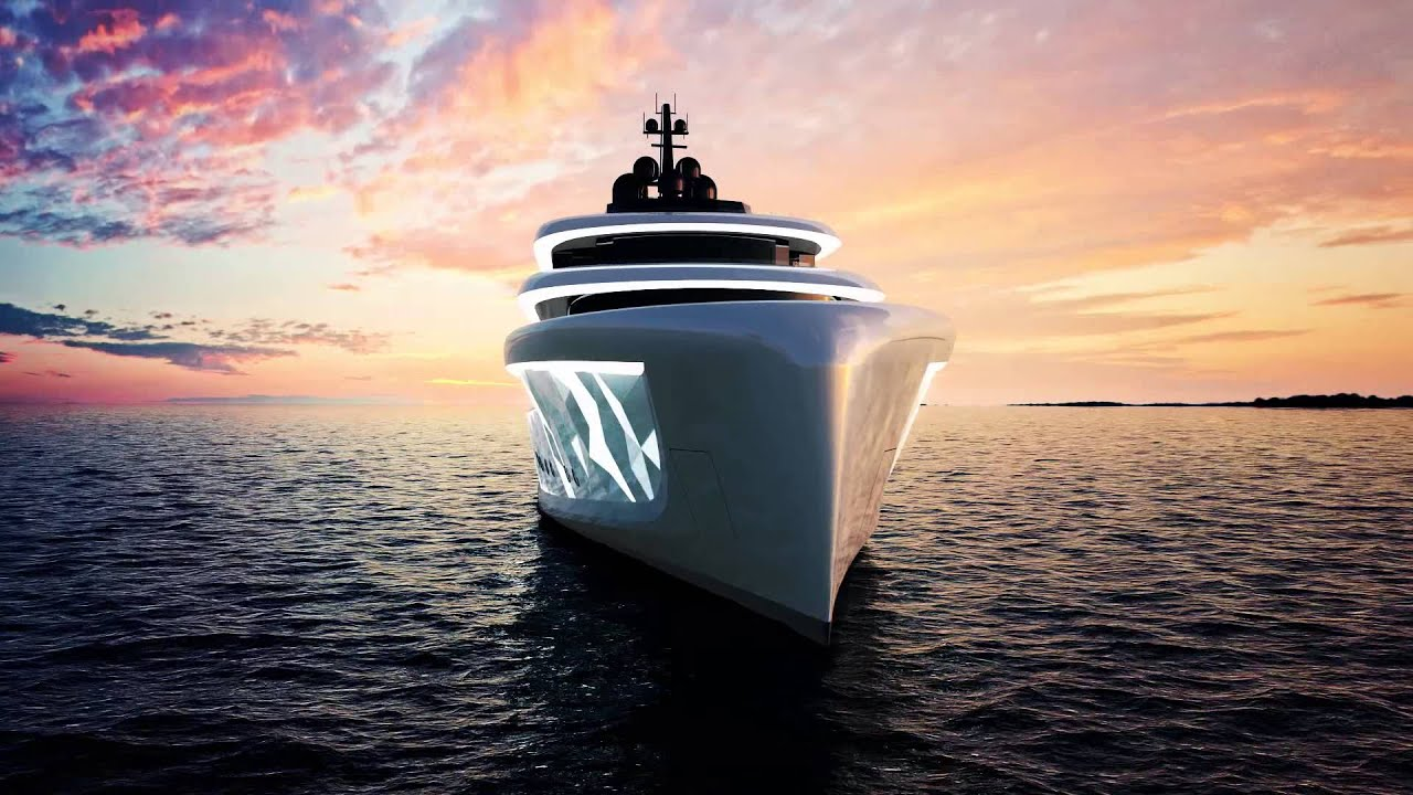Temeloy lighting design moonstone dp yacht youtube