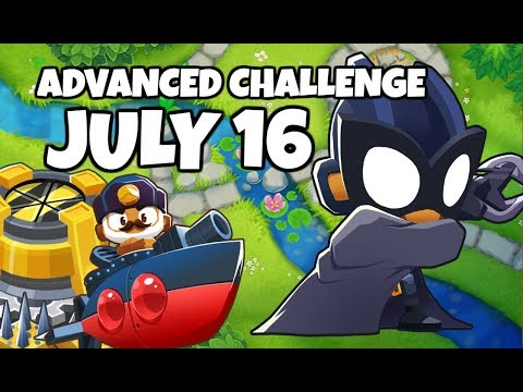 BTD6 Advanced Challenge - DartPhoenix281&39;s Challenge - July 16 2019