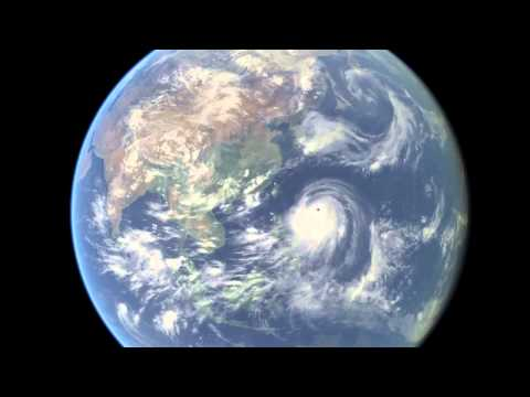 Japan Super Typhoon Neoguri