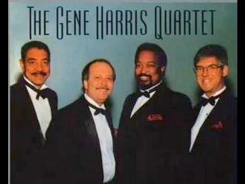 Gene Harris Quartet Live 1994