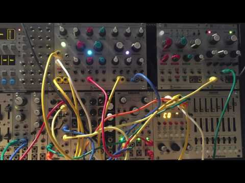 Saturday Morning Bliss Out... Mutable Instruments Elements in Chord Mode v1.1