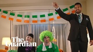 Air New Zealand pokes fun at Ireland fans before Rugby World Cup quarter-final