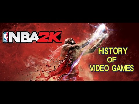 History of NBA 2K (1999-2017) - Video Game History