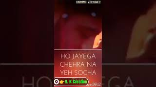 #Bach pan me jise chand suna tha #New whatsApp status #Hear 💕touch👈