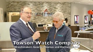 Towson Watch Company in 4k UHD
