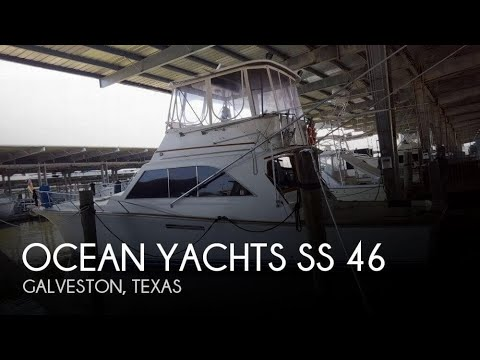 Used 1983 Ocean SS 46 for sale in Galveston, Texas