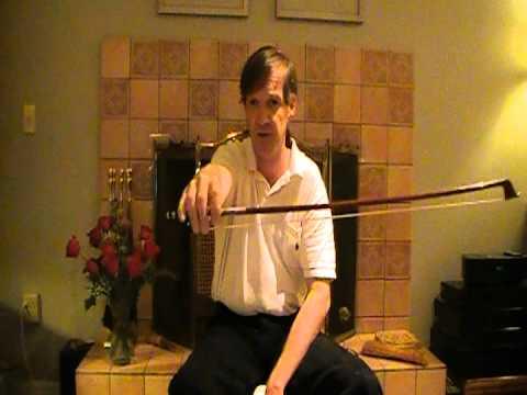 Cello Bow Exercises Part 2 (Tutorial)