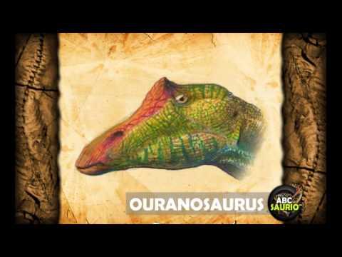 Ouranosaurus | ABCsaurio