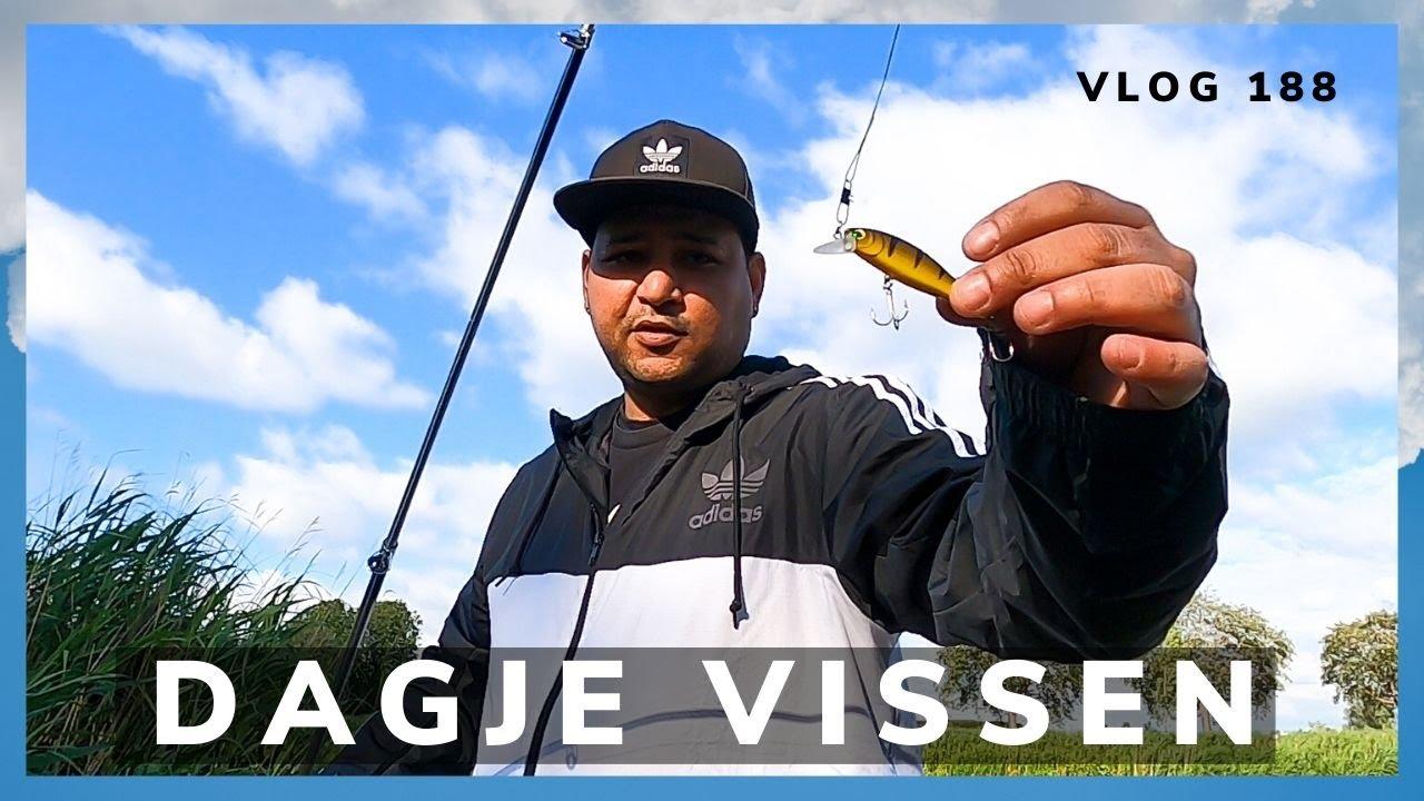 Dagje Vissen - Vlog #188