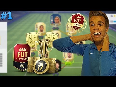 MINE FUT CHAMPIONS REWARDS + MIT NYE HOLD! #1