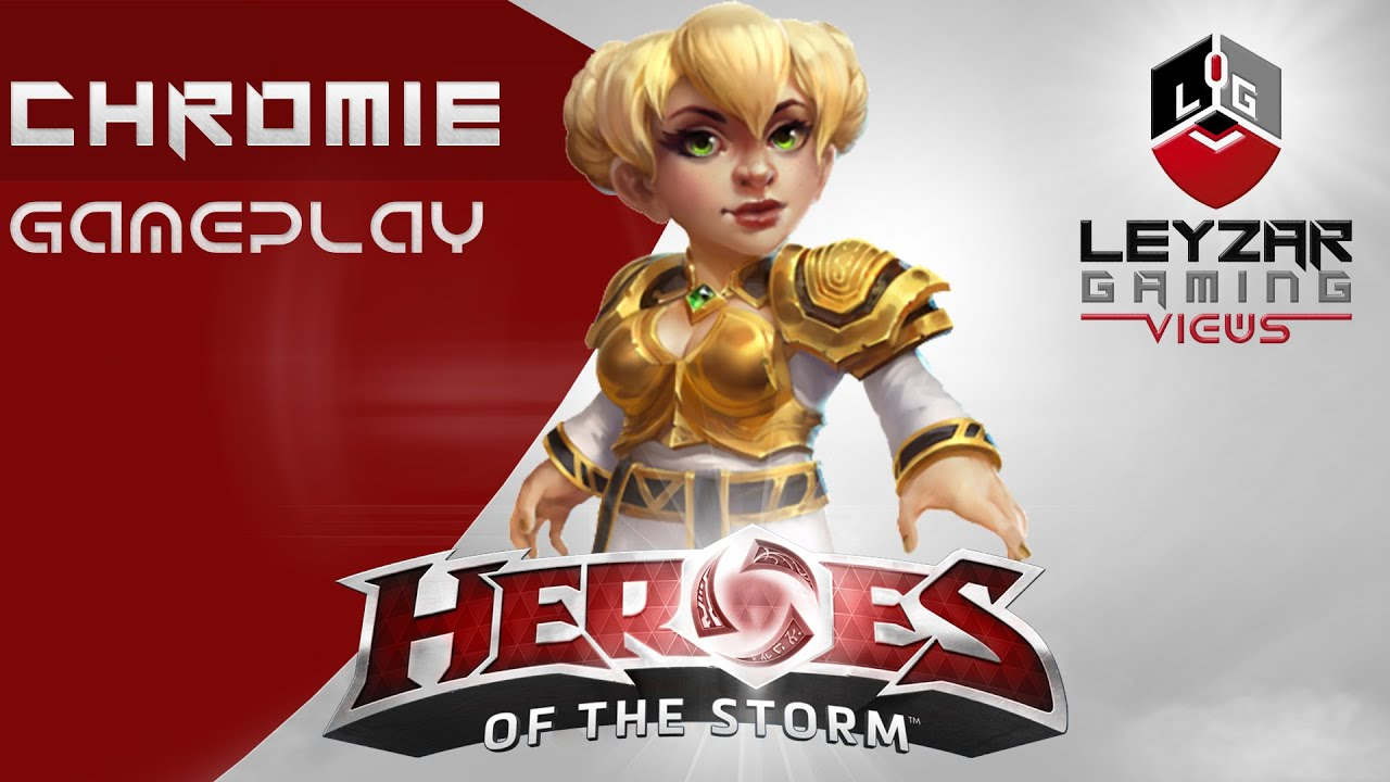 Heroes Of The Storm Chromie Build