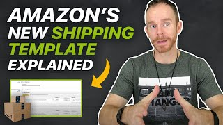 How to Use Amazon's New Shipping Template and Customize Shipping Settings for ALL your Products