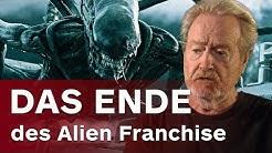 Alien 5 und Neill Blomkamp interessieren Ridley Scott einen Scheiß | Interview Alien Covenant