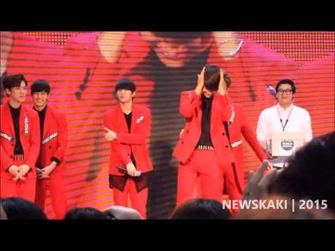 "VIXX N dances to EXID ""Up&Down"" - 2015 KPOP World Festival in Malaysia with VIXX"