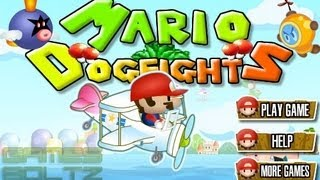 Mario Dogfights Walkthrough