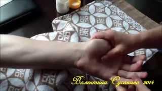 Как сделать массаж рук.