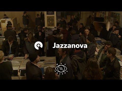 Jazzanova - Wax Hounds @ Record Loft, Berlin (BE-AT.TV)