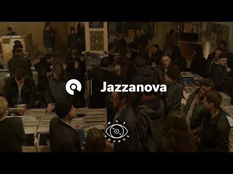Jazzanova - Wax Hounds @ Record Loft, Berlin (BE-AT.TV)