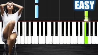 Selena Gomez - Good For You - EASY Piano Tutorial by PlutaX - Synthesia