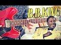 Cómo Sonar a B.B.KING DE VERDAD - Guitarra Blues