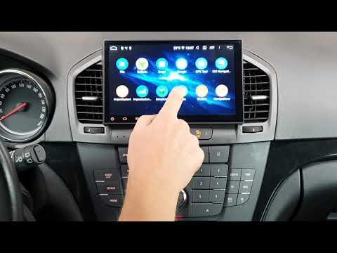 Opel Insignia Car Tablet Android 9 Ram4gb Rom64gb