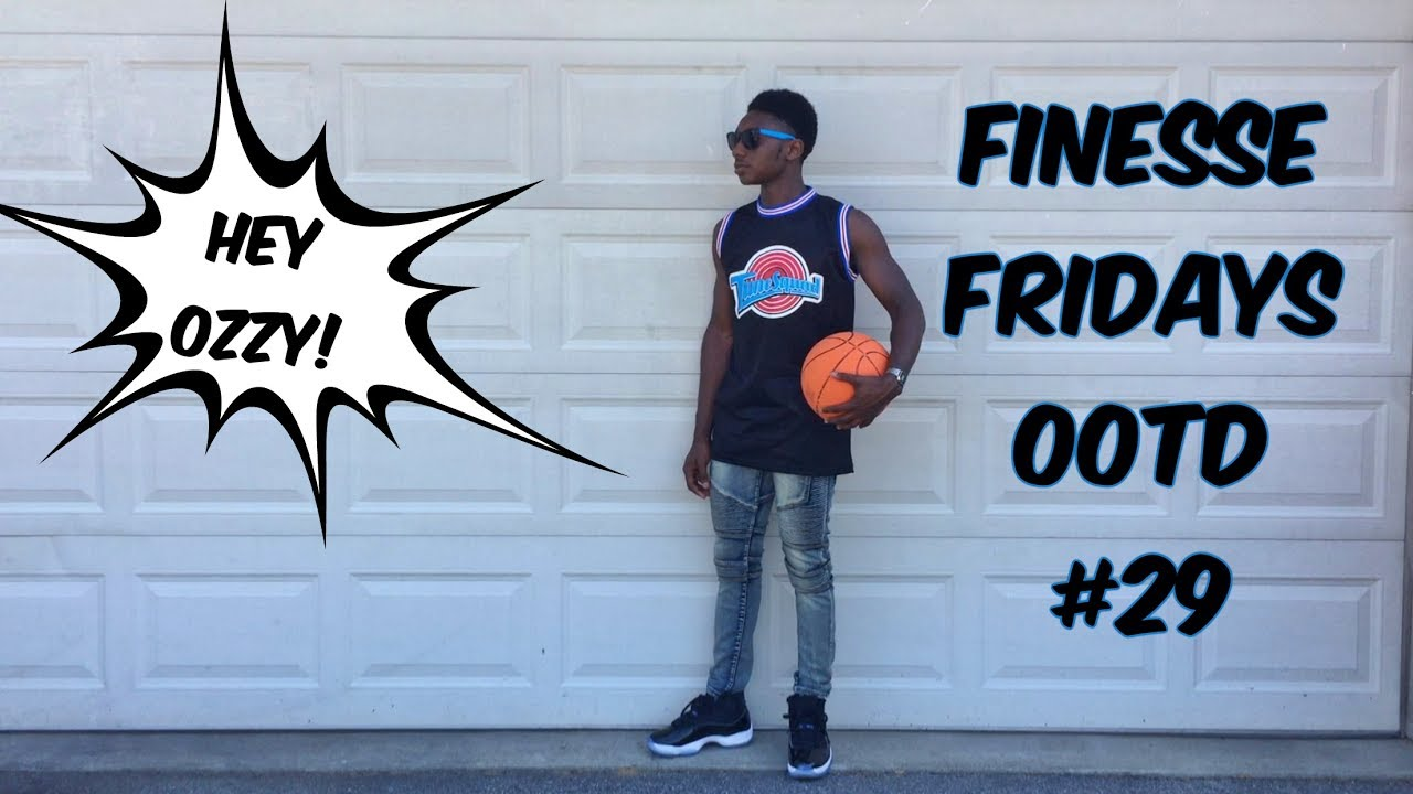 Finesse Fridays OOTD #29 (ft. Air