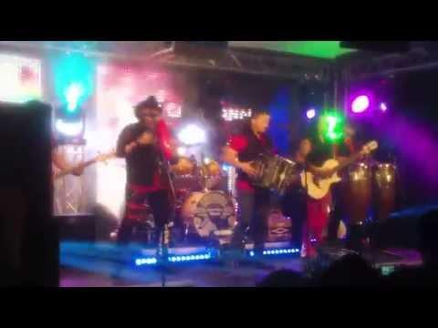 Grupo Siggno - Auxilio (El Show de Johnny y Nora Canales Behind the Scenes)