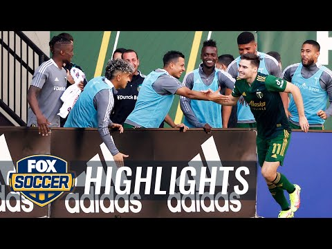 Portland Timbers Inter Miami Goals And Highlights
