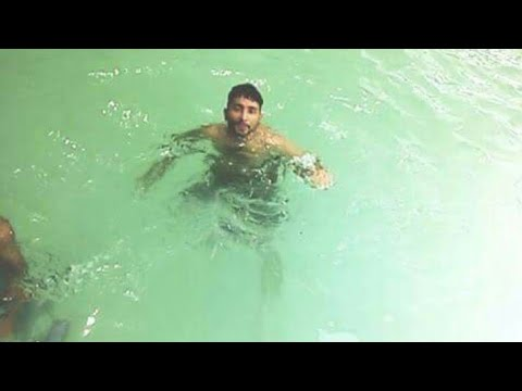 Pakistan Navy swimming test  Must watch