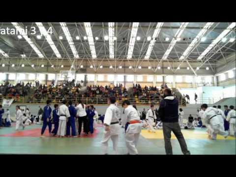 TATAMI 3 Y 4 COPA DE ANDALUCIA SUB 13 - Fuengirola (Málaga) 13 Marzo de 2016