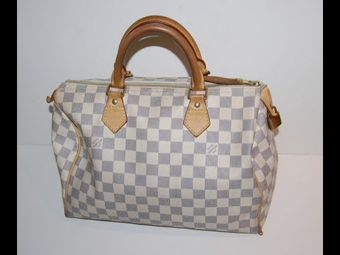 fb5dc062f03b How to tell if a Louis Vuitton Is Authentic or Fake - YouTube