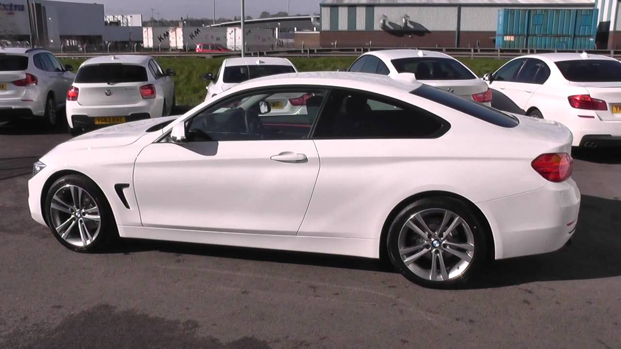 Bmw 4 Series 420i Sport 2dr U11613 Youtube