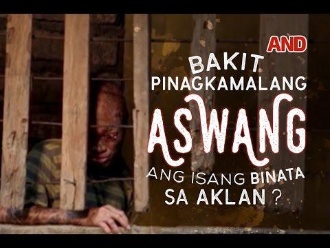 """Bakit pinagkamalang """"aswang"""" ang isang binata sa Aklan?"""