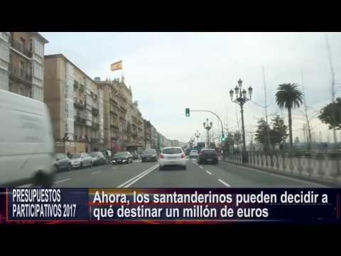 Presupuestos participativos Santander 2017