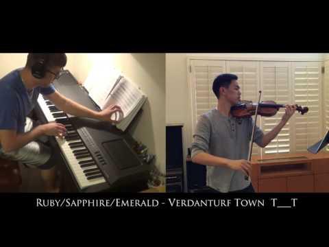 Pokemon Medley (Piano/Violin Duet) - Kyle Landry/Joshua Chiu