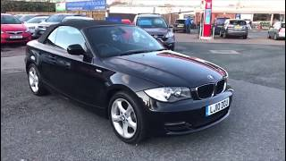 BMW 1 Series LJ10DOU