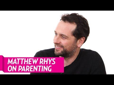 Matthew Rhys Talks Parenting With Keri Russell