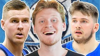 REBUILDING THE DALLAS MAVERICKS! NBA 2K20