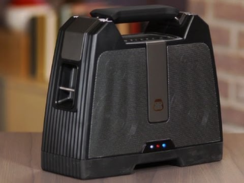 G-Project G-Boom: Big sound for a $100 portable Bluetooth speaker on